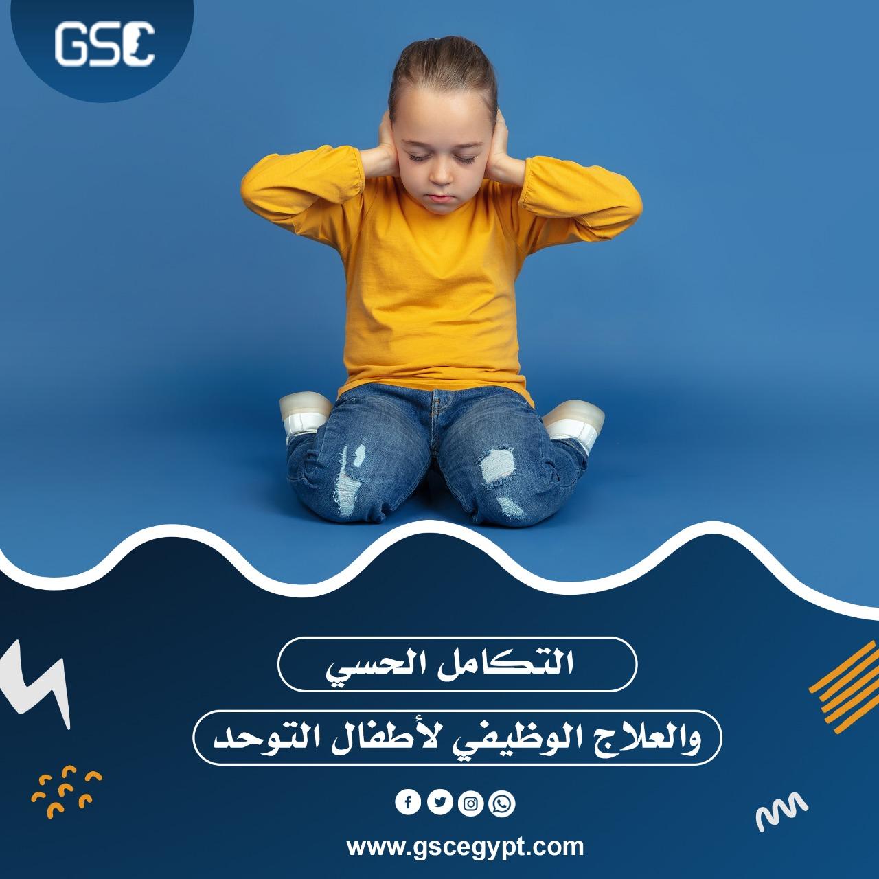 التكامل الحسى والعلاج الوظيفى لأطفال التوحد